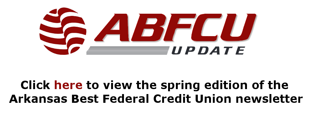 ABFCU Update - click here to view the spring edition of the ABFCU newsletter.
