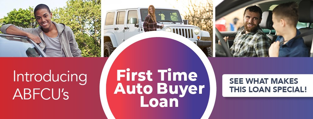 First Time Auto Buyer Loan