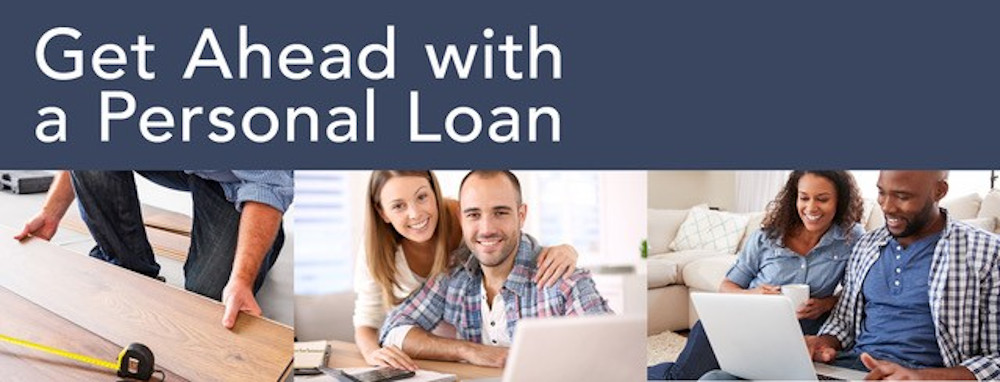 get ahead with personal loan